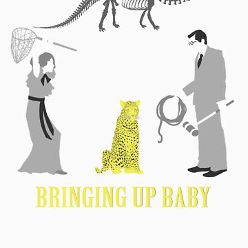 Bringing Up Baby Shirt by guiltycubicle