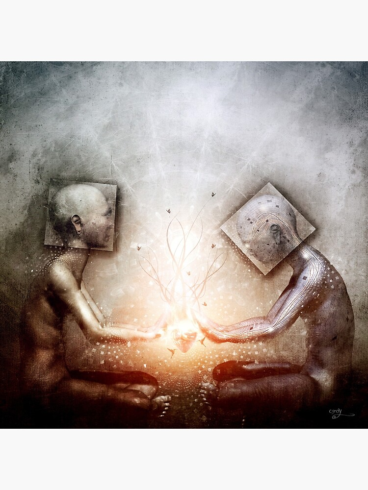 The Body And The Self by CameronGray