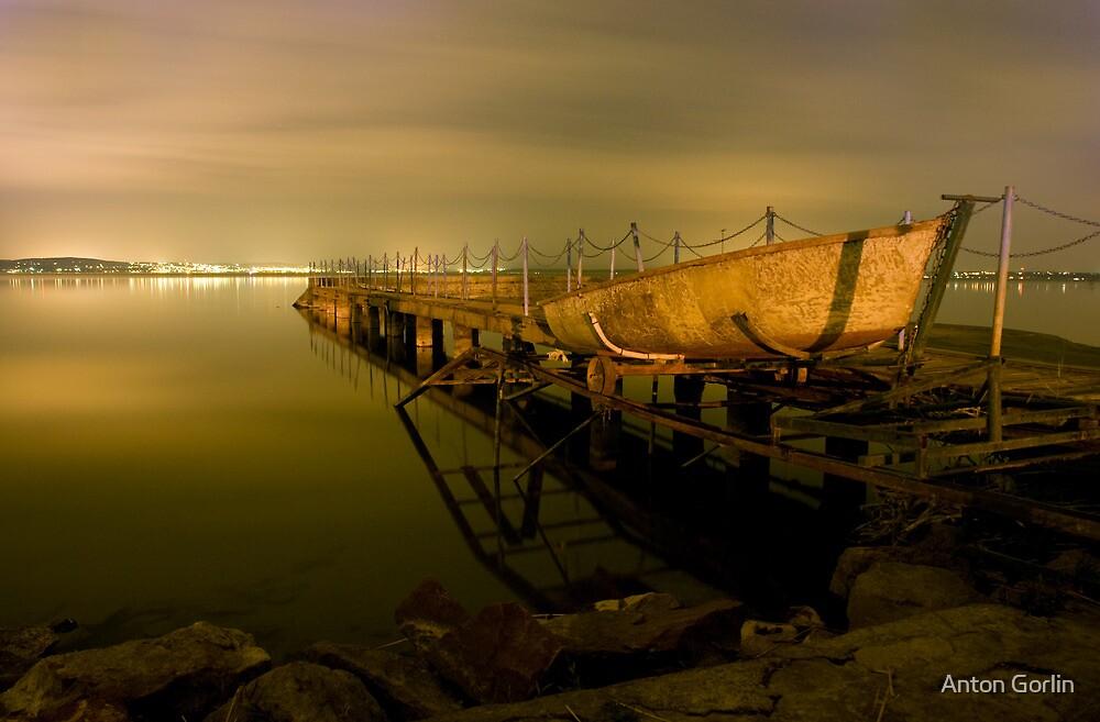 Nightfall by Anton Gorlin