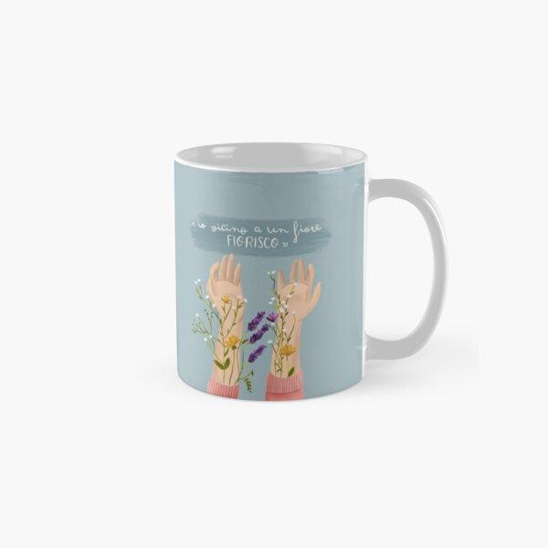 Near a flower I bloom Classic Mug