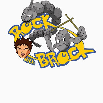 Brock of Ages by staticfx