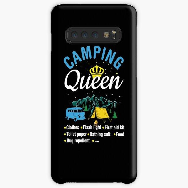 Camping Königin Samsung Galaxy Leichte Hülle