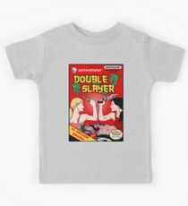 Double Slayer Kids Tee