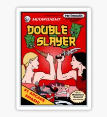 Double Slayer Sticker