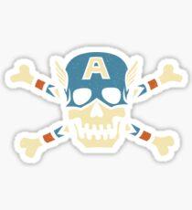 Jolly (Captain) Rogers Sticker