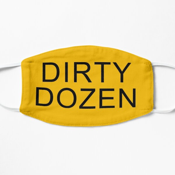 DIRTY DOZEN [AS WORN BY KEITH FLINT/PRODIGY] Mask