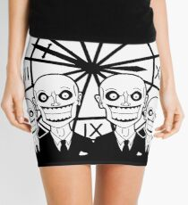 The Gentlemen Clocktower Mini Skirt