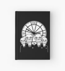 The Gentlemen Clocktower Hardcover Journal