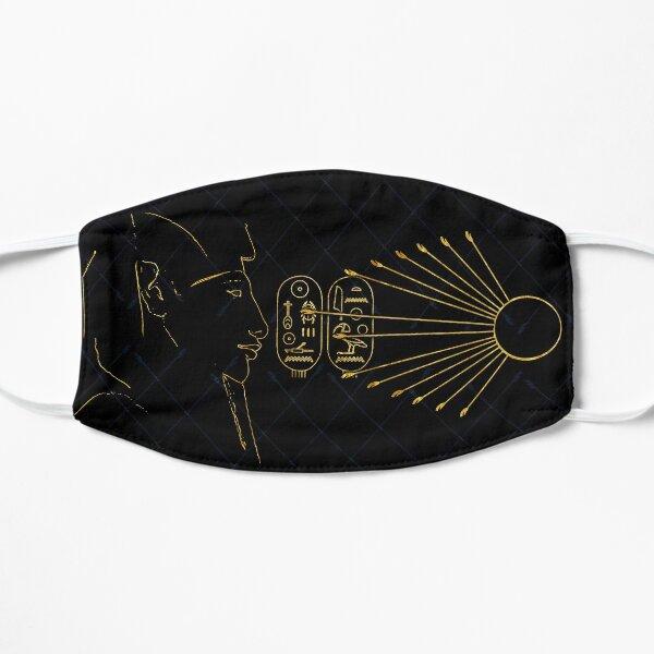 Akhenaten In Gold Mask Mask