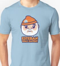 Esteban Was Eaten Unisex T-Shirt