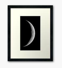 Luna. Landscape #2. Framed Print