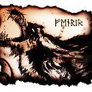 FENRIR Wolf by Norseman  Arts