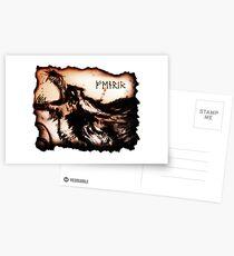 FENRIR Wolf Postcards