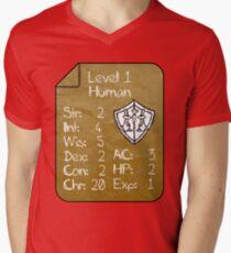 Level 1 - Human [only for Nerd Babies] -Original Colors T-Shirt
