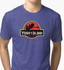 Super Jurassic! Tri-blend T-Shirt