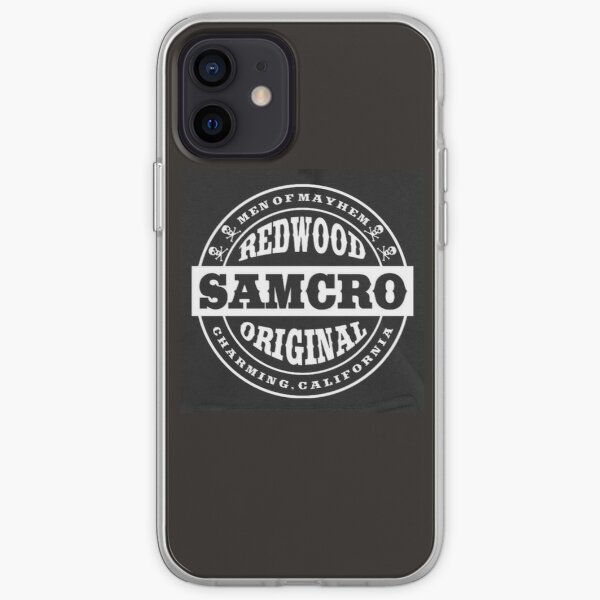Sons of Anarchy ,   Samcro  , SOA , coque telephone , sac  Coque souple iPhone
