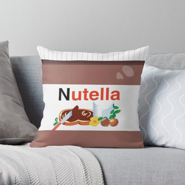 Nutella Coussin