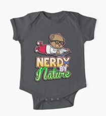 Nerdy By Nature One Piece - Short Sleeve