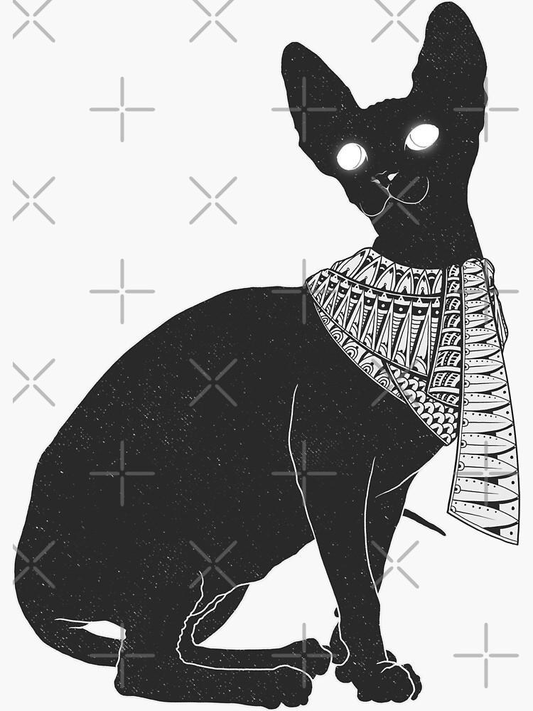Alien Cat by GODZILLARGE