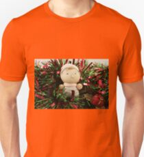 A handmade baby doll in tinsel Unisex T-Shirt