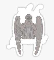 BLINK If You Need an Angel Sticker