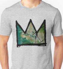 "Basquiat ""King of Oakland Berkeley California"" Unisex T-Shirt"