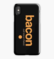 Bacon. Just bacon. Period. iPhone Case