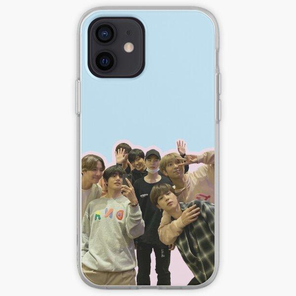 BTS mirror selfie iPhone Soft Case