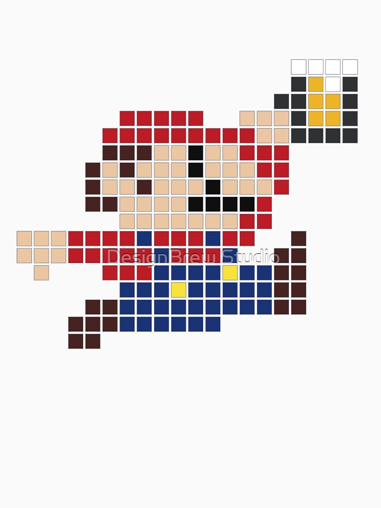 Super Mario Cheers with Beers by Katches