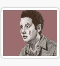 Dead Things - Warren Mears - BtVS S6E13 Sticker