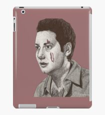 Dead Things - Warren Mears - BtVS S6E13 iPad Case/Skin