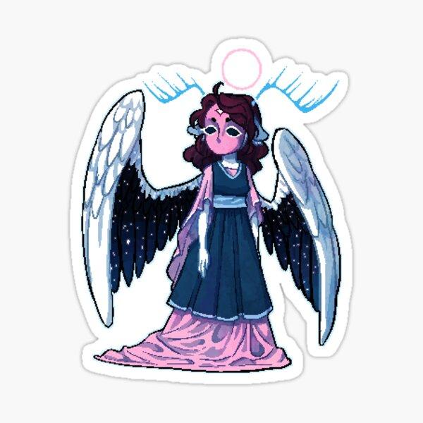 Dreameater Goddess (Pixel) Sticker