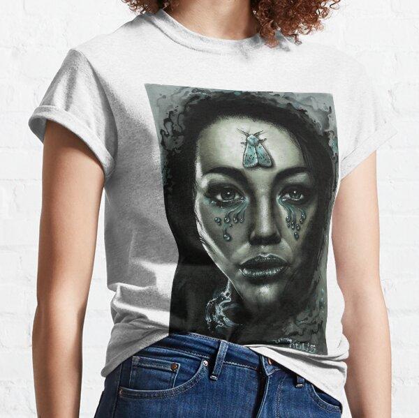 La femme à Nerdo  Classic T-Shirt