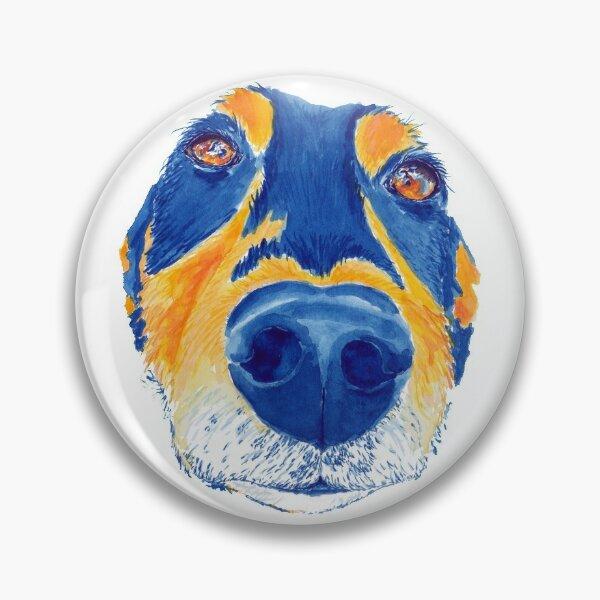 Sausage Lover Dog Pin