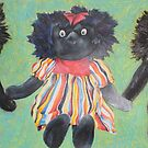 golliwog love by jasminbaldwin