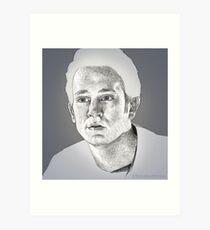 Normal Again - Andrew Wells - BtVS S6E17 Art Print
