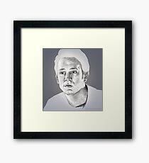 Normal Again - Andrew Wells - BtVS S6E17 Framed Print