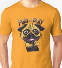 Pug and Play T-Shirt