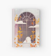 Outside The Window Hardcover Journal