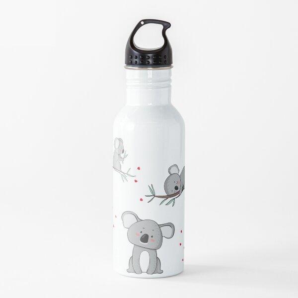 Koalas enamorados - Bebé Koala Bear Botella de agua
