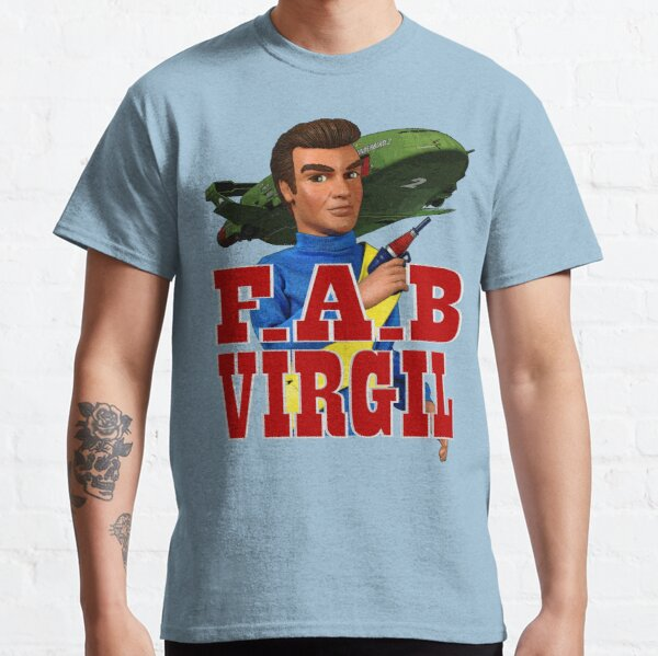 F.A.B. VIRGIL, Thunderbird 2 Classic T-Shirt