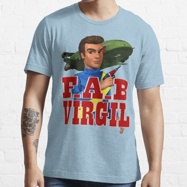 F.A.B. VIRGIL, Thunderbird 2 Essential T-Shirt