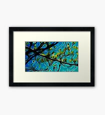 Kathie McCurdy Surreal Tree Framed Print