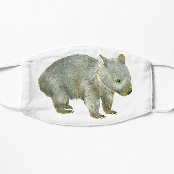 What a Wombat! Flat Mask