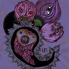 Poisonous Paisley: the Corpse Flowers by LeftHandedLenya