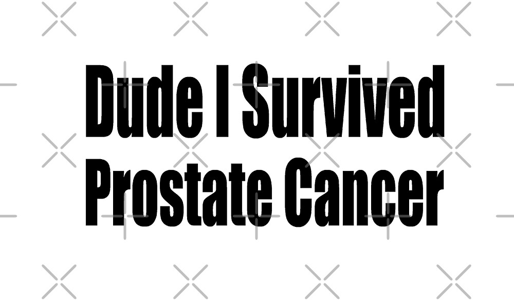 Prostate Cancer by greatshirts