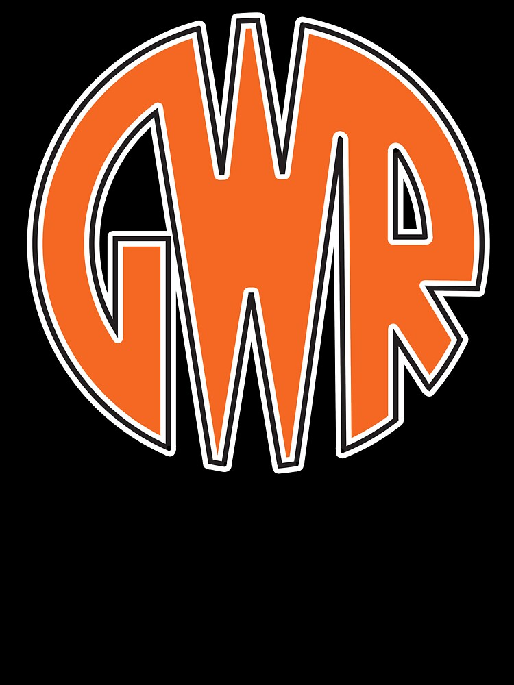 Gwr Great Western Railway Railwayana Trains Rail Logo On