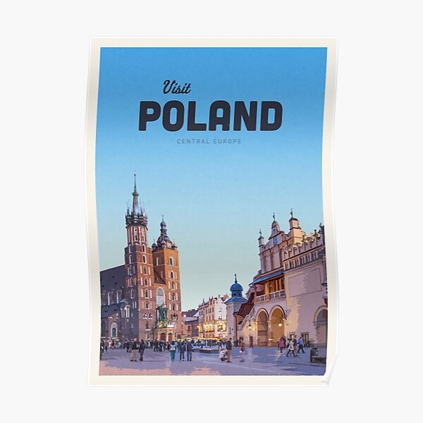 Visit Poland Poster