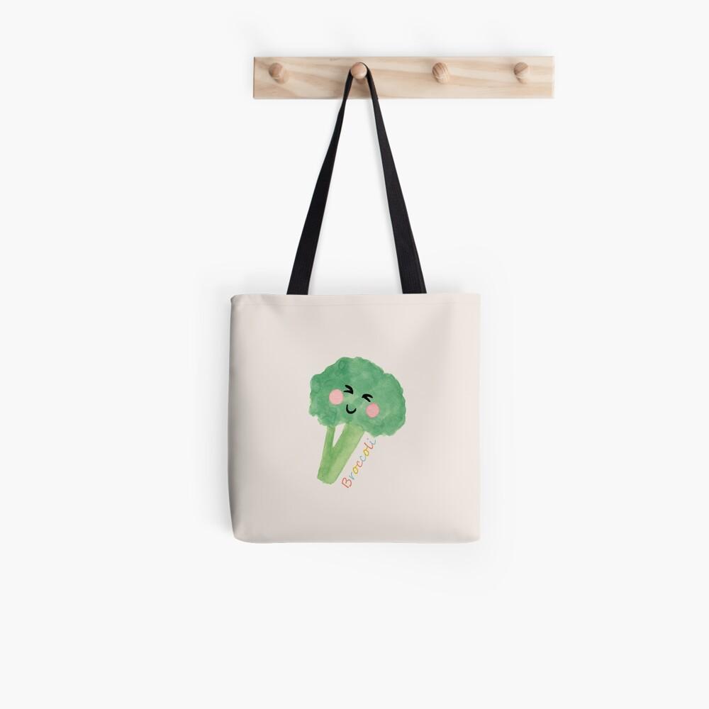 The Cheeky Broccoli Tote Bag