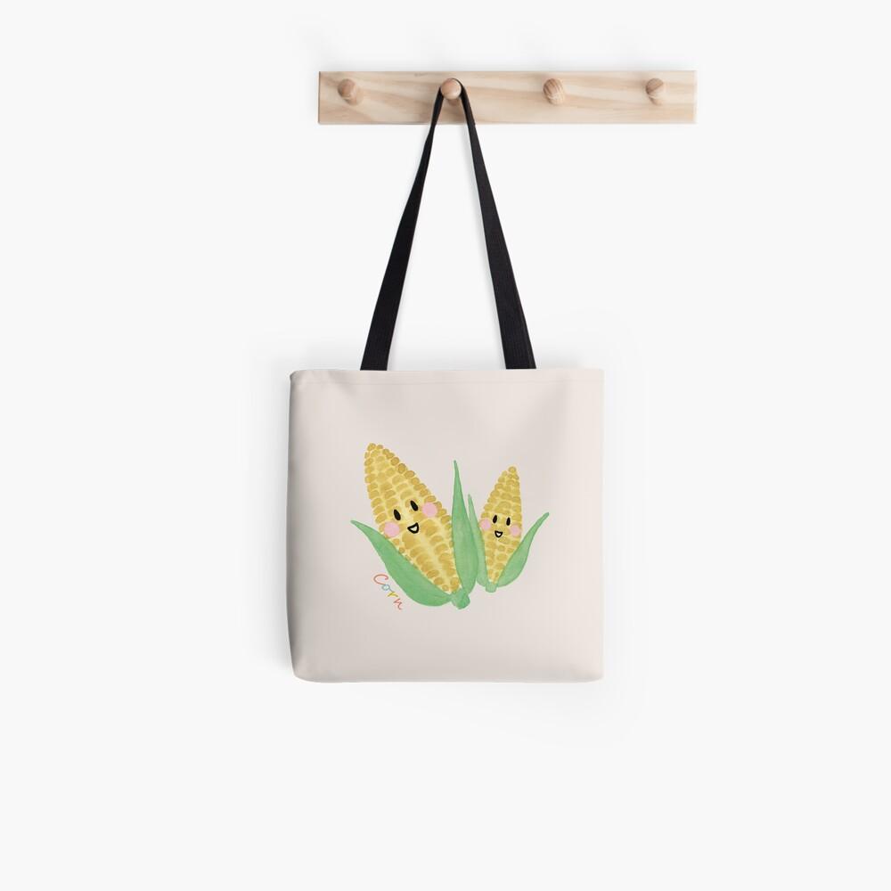The Cheery Corn  Tote Bag